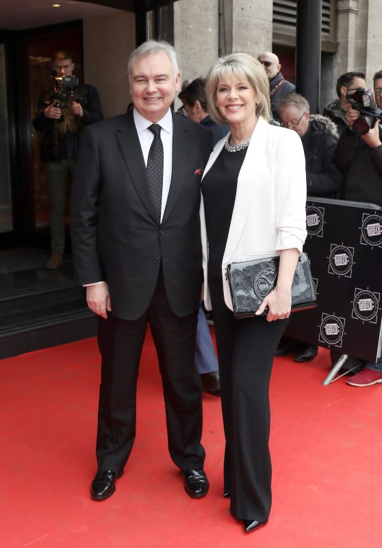 Ruth Langsford – TRIC Awards 2018