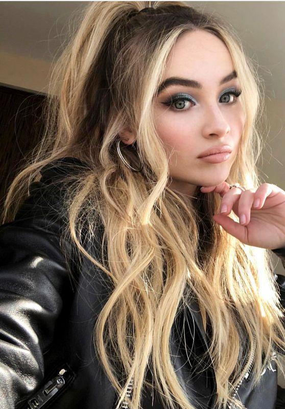 Sabrina Carpenter - Social Media 03/21/2018