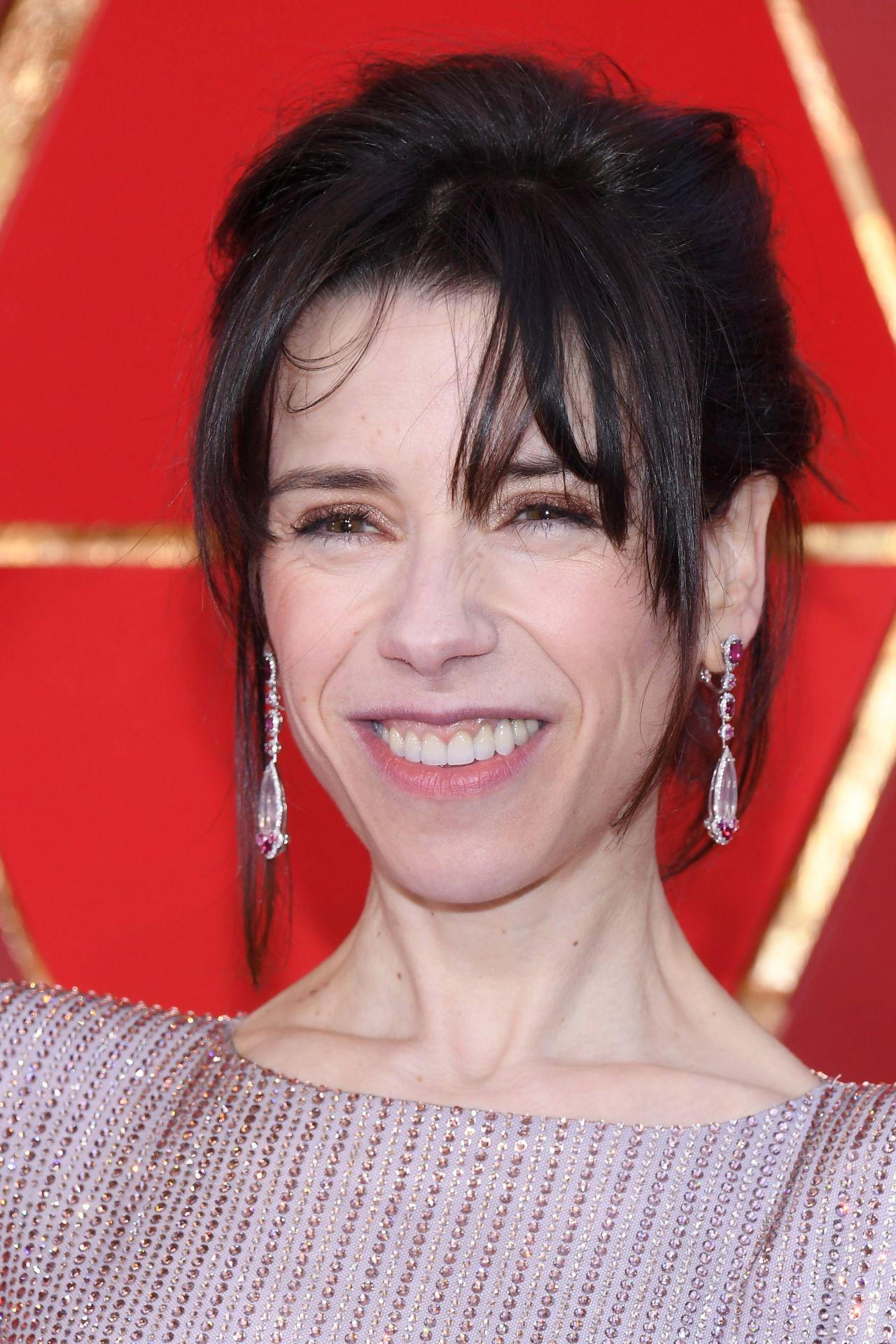 Sally Hawkins Oscars 2018 Red Carpet