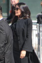 Salma Hayek – Outside at the Independent Spirit Awards in Santa Monica