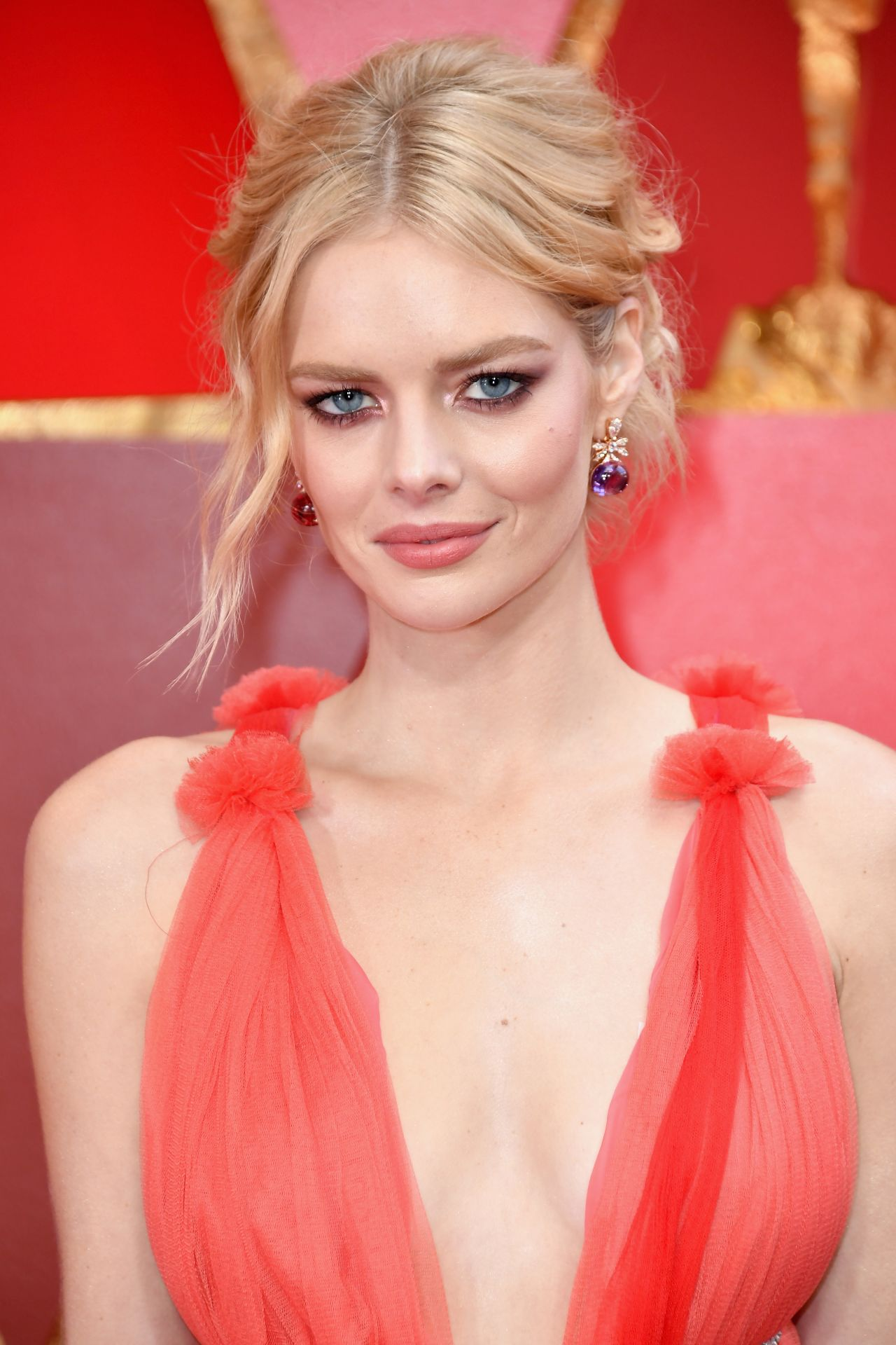 samara weaving – oscars 2018 red carpet