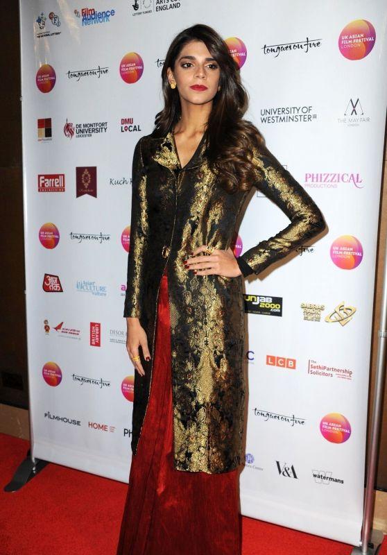 Sanam Saeed - UK Asian Film Film Festival Opening Gala in London