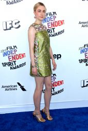 Saoirse Ronan – 2018 Film Independent Spirit Awards in Santa Monica