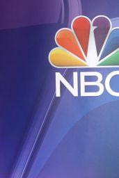 Sara Bareilles – NBC Mid-Season Press Day in New York 03/08/2018