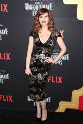 "Sara Rue – ""A Series of Unfortunate Events"" TV Show Premiere in NYC"