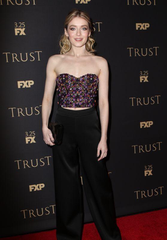 Sarah Bolger – 2018 FX All-Star Party in NY