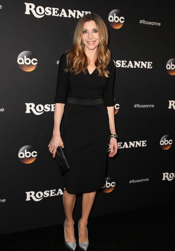 """Sarah Chalke – """"Roseanne"""" TV Show Premiere in LA"""