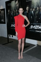 "Sarah Dumont – ""The Oath"" TV Series Premiere in LA"