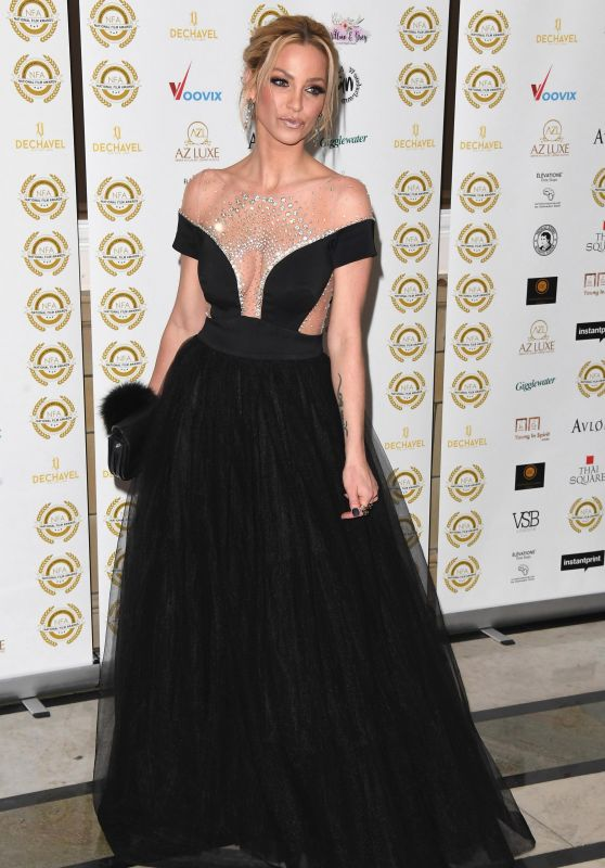 Sarah Harding – 2018 National Film Awards in London