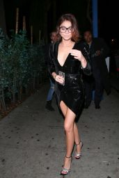 Sarah Hyland - Leaving the Delilah Club in West Hollywood 03/11/2018