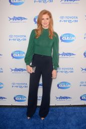 Sarah Rafferty - Keep It Clean Love Comedy Benefit for Waterkeepers Alliance in Los Angeles
