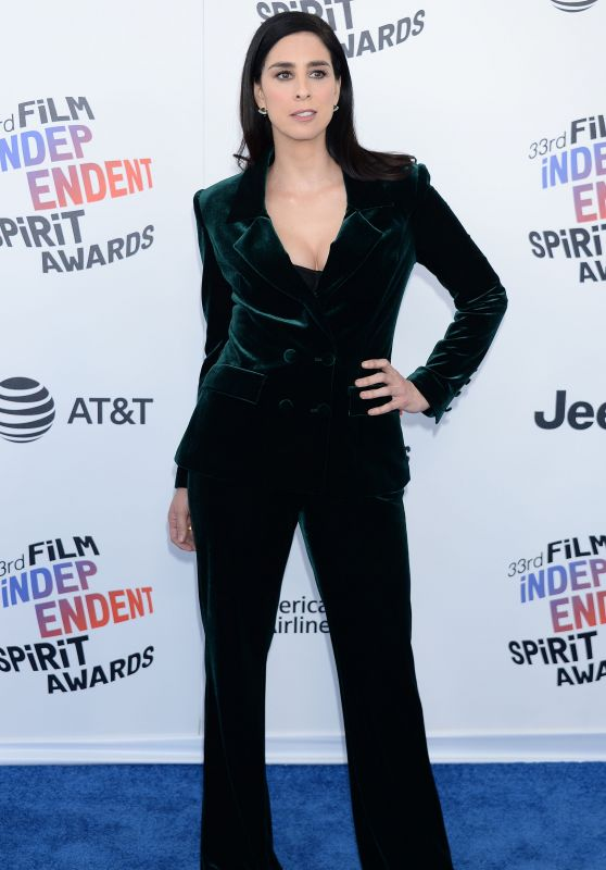 Sarah Silverman – 2018 Film Independent Spirit Awards in Santa Monica