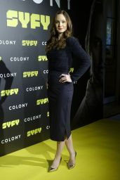 "Sarah Wayne Callies - ""Colony"" Photocall in Madrid"