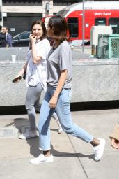 """Selena Gomez – Anti-Gun """"March For Our Lives"""" Rally in Los Angeles"""