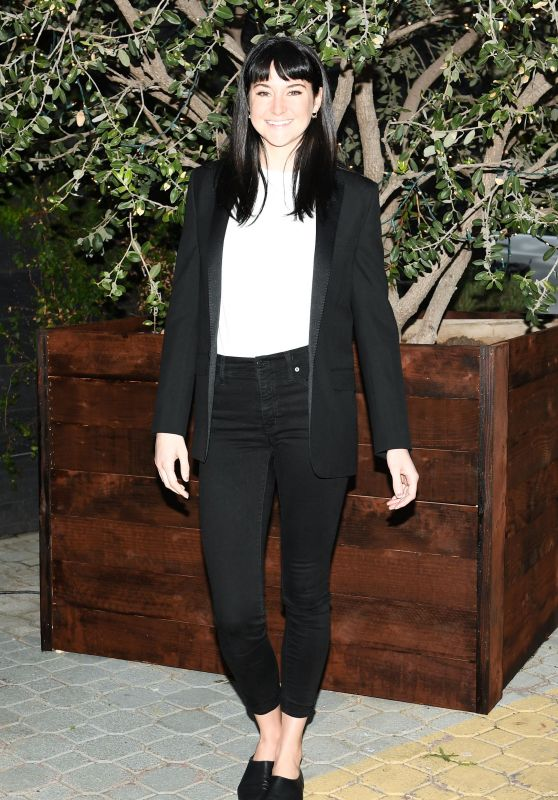 Shailene Woodley – Bruna Papandrea's Made Up Stories Launch in New York