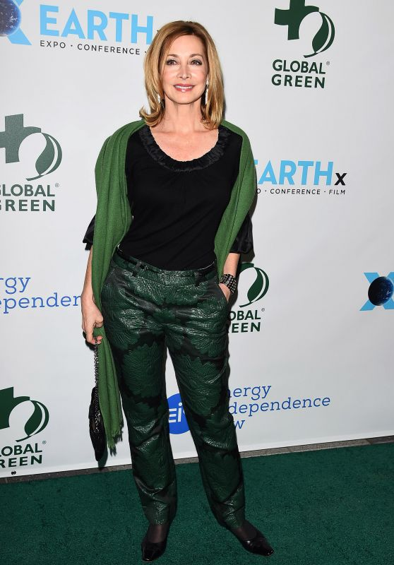 Sharon Lawrence - 2018 Global Green Pre-Oscar Gala
