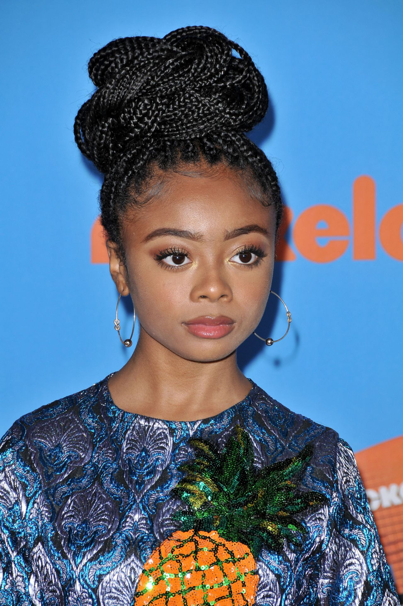Skai Jackson 2018 Nickelodeon Kids Choice Awards