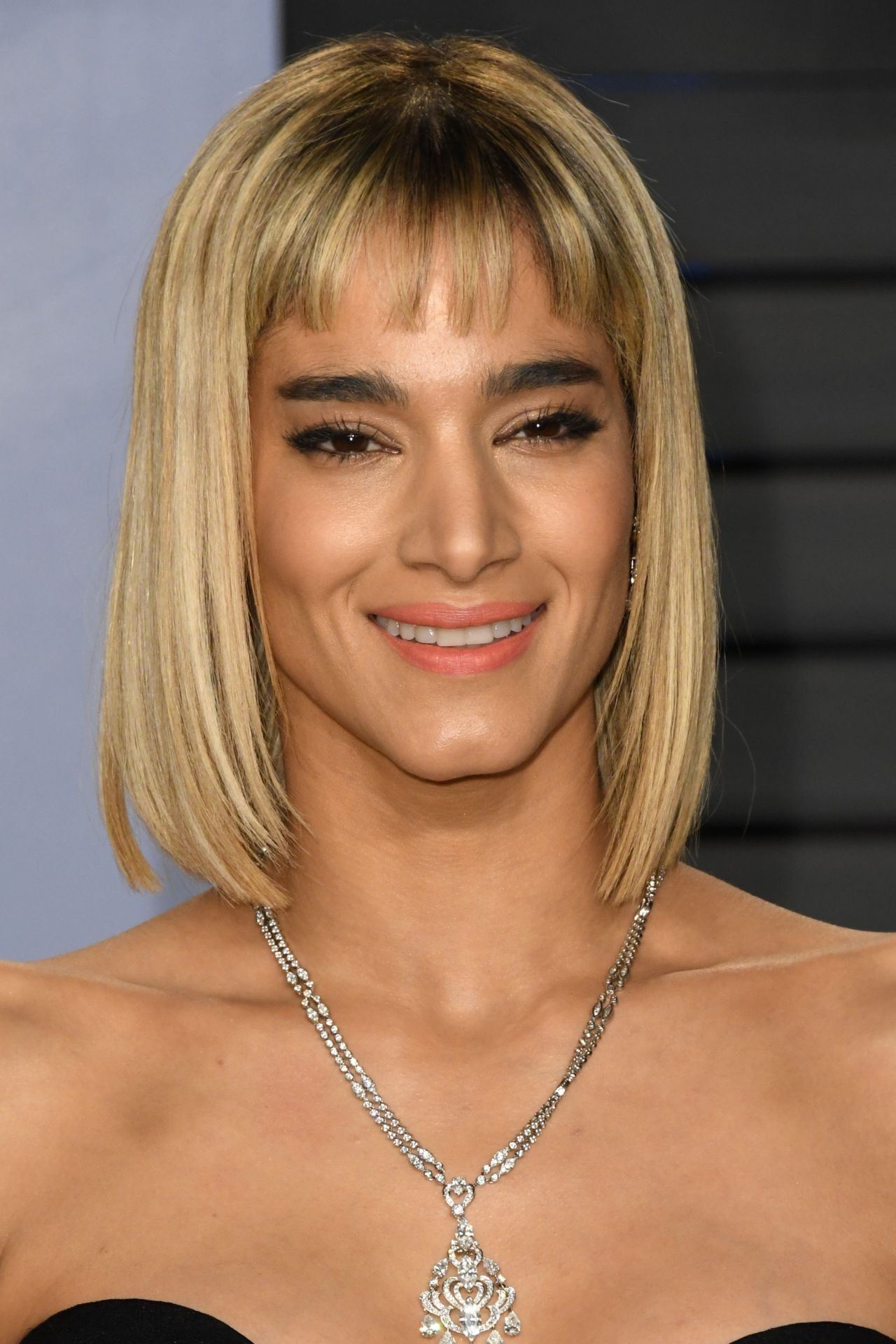 Sofia Boutella – 2018 Vanity Fair Oscar Party in Beverly Hills