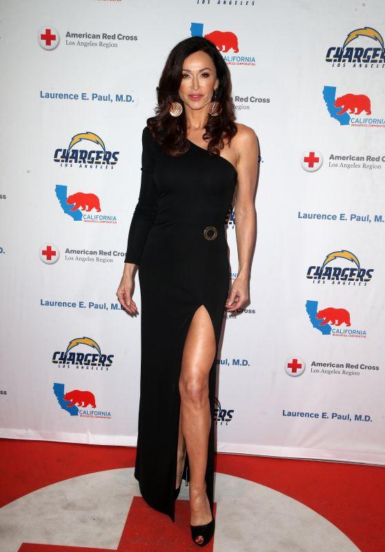 Sofia Milos - Red Cross Los Angeles Humanitarian Awards 2018 in LA