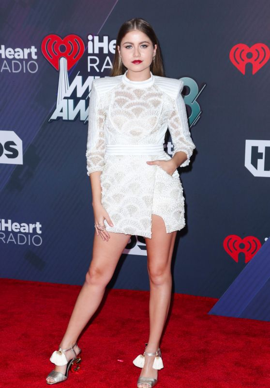 Sofia Reyes – 2018 iHeartRadio Music Awards in Inglewood