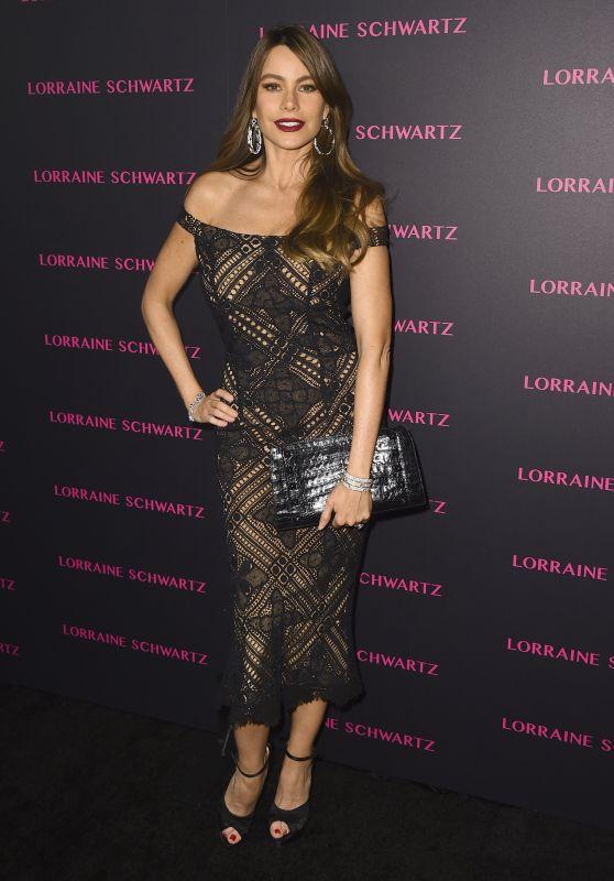 Sofia Vergara – Lorraine Schwartz Eye Bangles Collection Launch