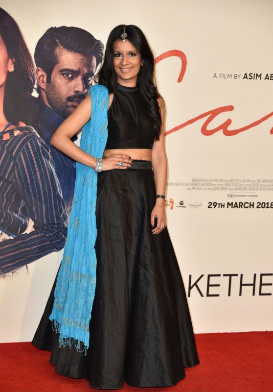 "Sonali Shah – ""Cake"" World Premiere in London"