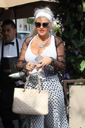 Sophia Vegas Wollersheim - 90210, Beverly Hills 03/19/2018