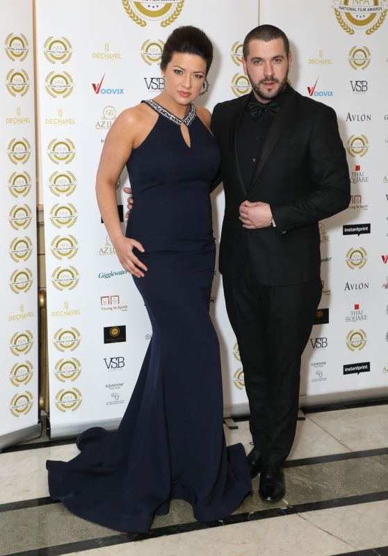Sophie Austin – 2018 National Film Awards in London