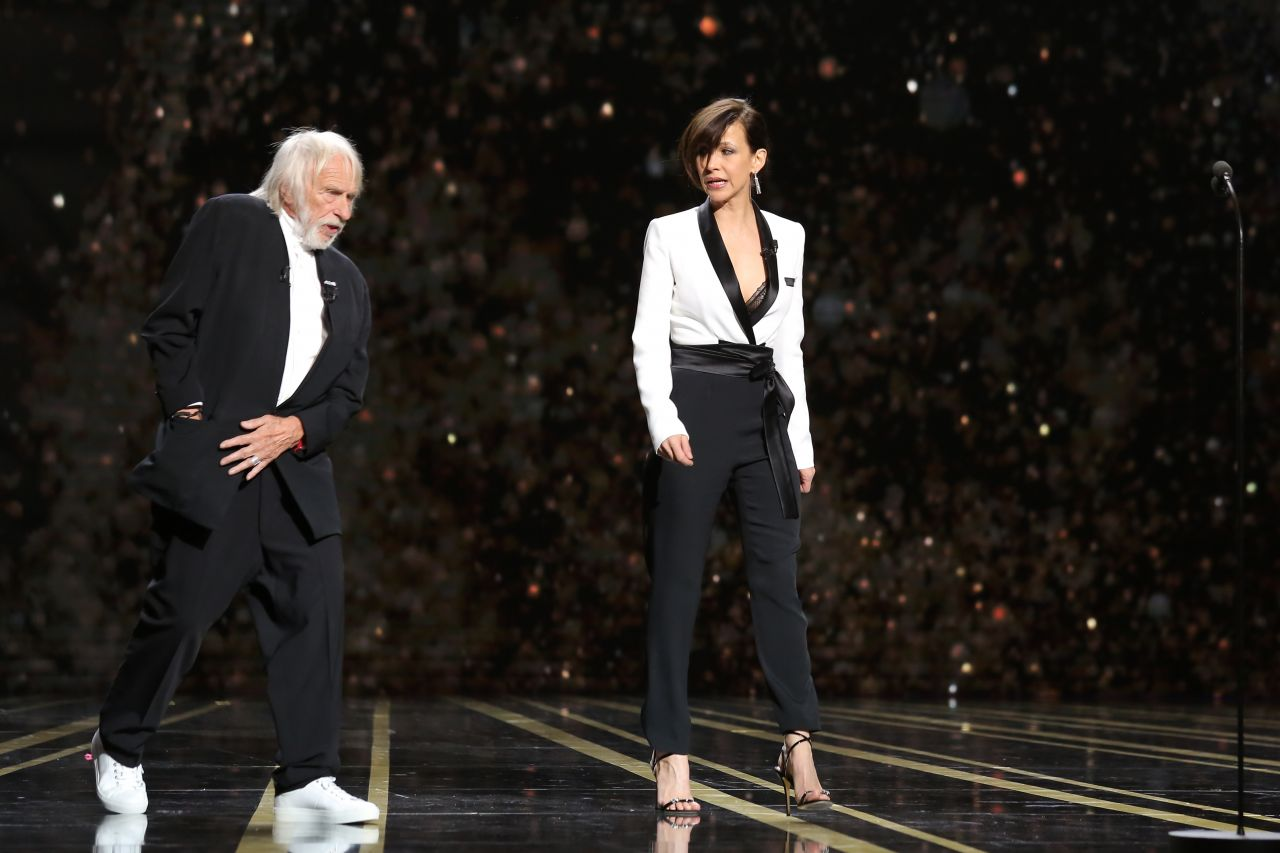 Sophie Marceau  U2013 Cesar Film Awards 2018 In Paris