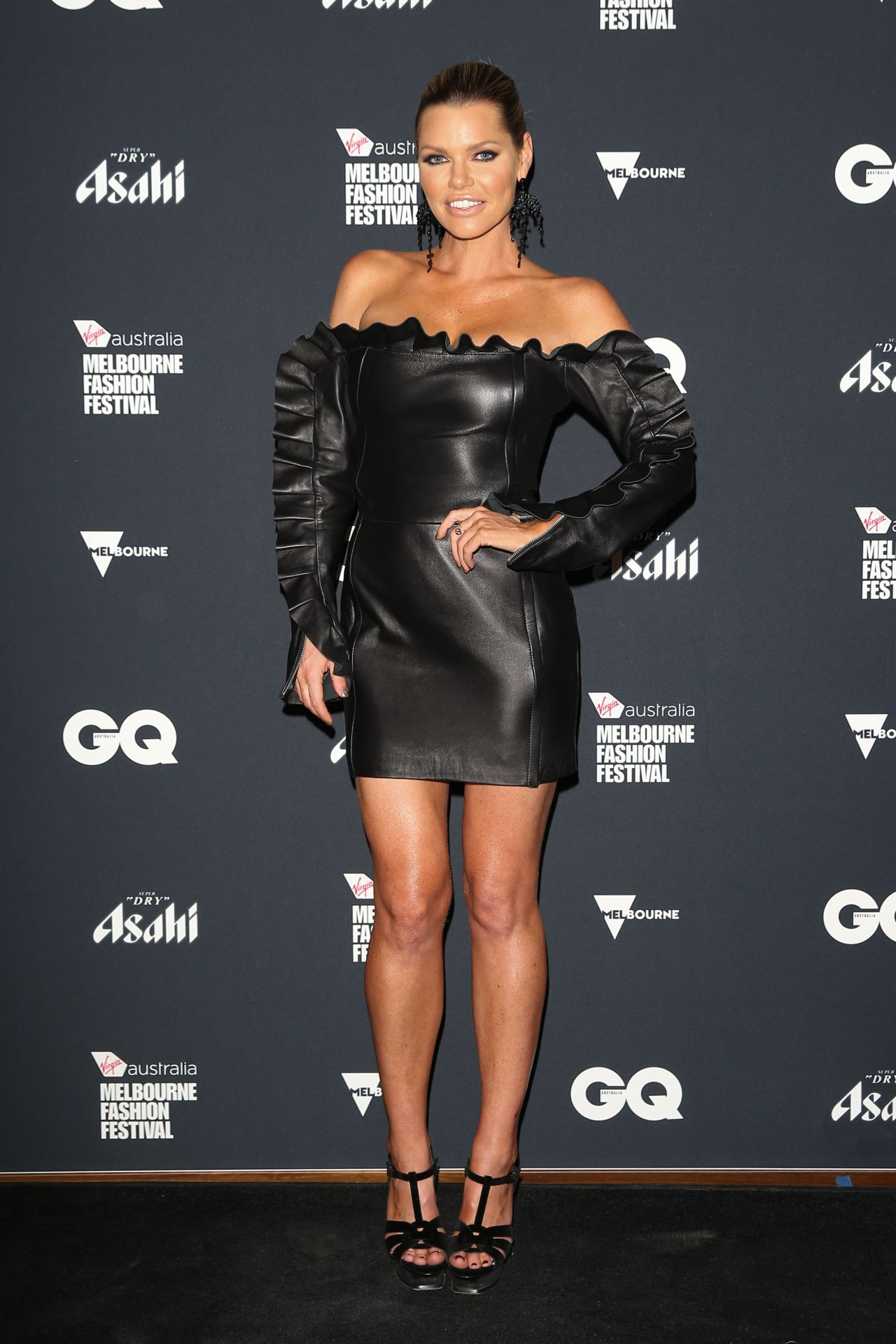 Sophie Monk Gq Mens Fashion At The Virgin Australia
