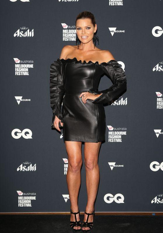 Sophie Monk - GQ Mens Fashion at the Virgin Australia Melbourne Fashion Festival 03/09/2018
