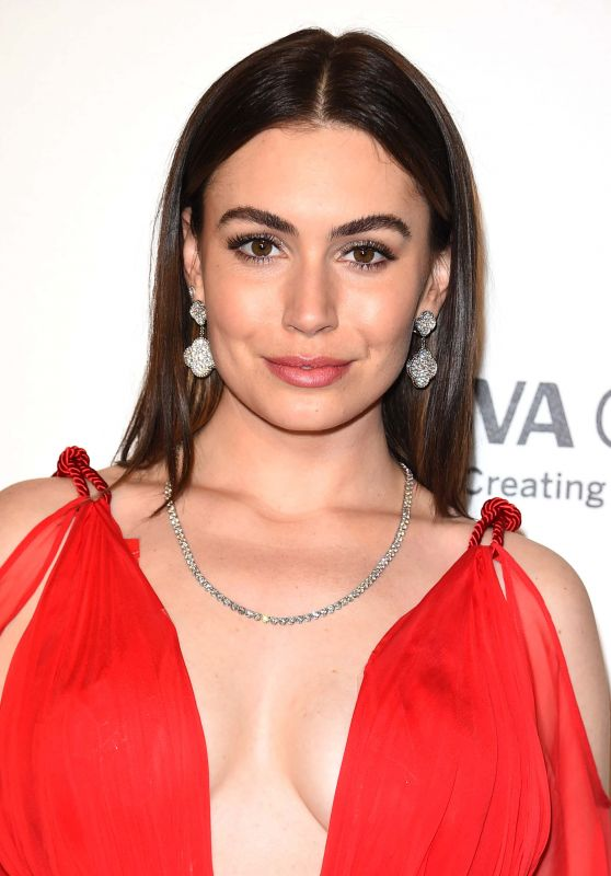 Sophie Simmons – Elton John AIDS Foundation's Oscar 2018 Viewing Party in West Hollywood