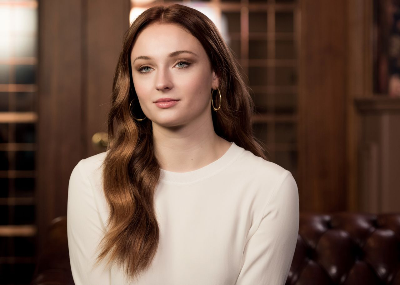 Are going sophie turner hair not absolutely