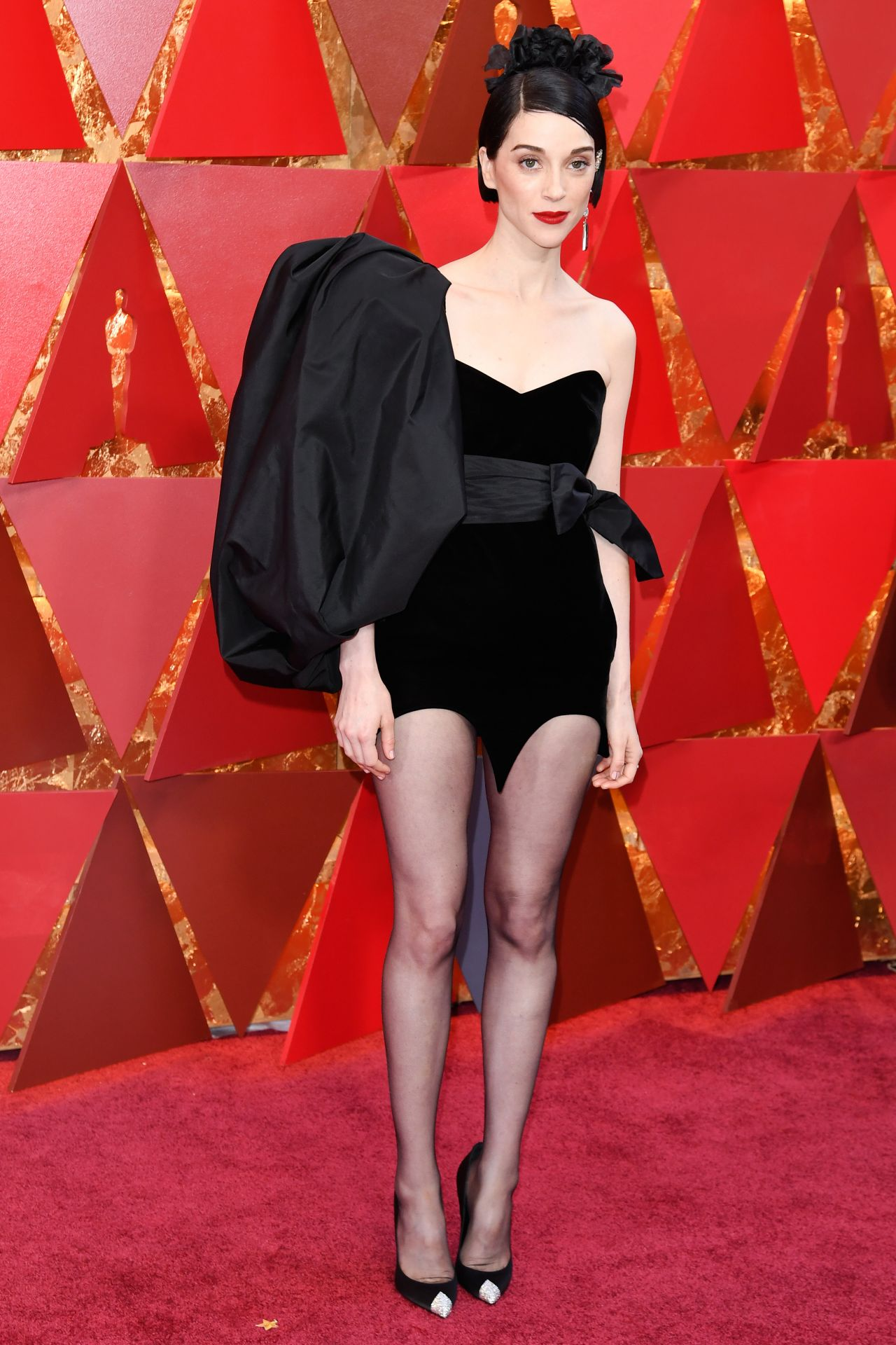 St Vincent At The Oscars 2018