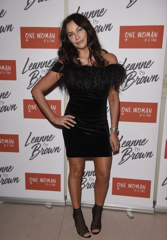 Stacey Giggs – The Leanne Brown Empowerment Ball in Gorton