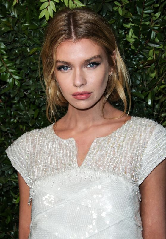 Stella Maxwell - Chanel And Charles Finch Pre-Oscar Awards Dinner 2018 in Bevely Hills