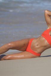 Steph Smith - Bikini Photoshoot at Bondi Beach 03/29/2018