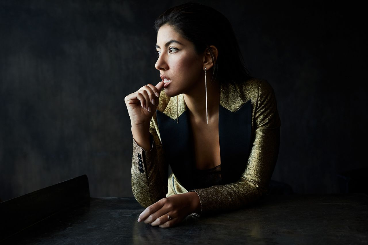 Stephanie Beatriz Photoshoot For Imagista March 2018