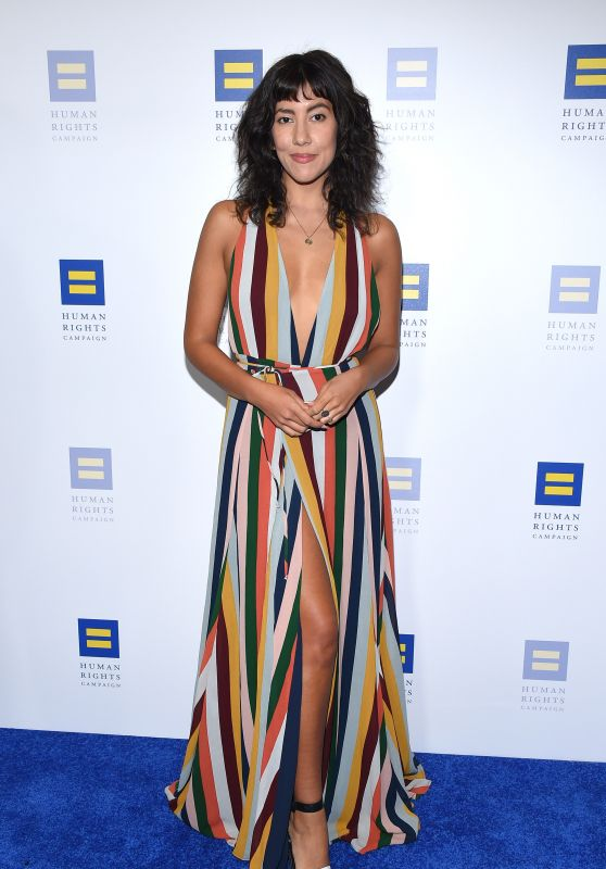 Stephanie Beatriz – The Human Rights Campaign 2018 Los Angeles Dinner