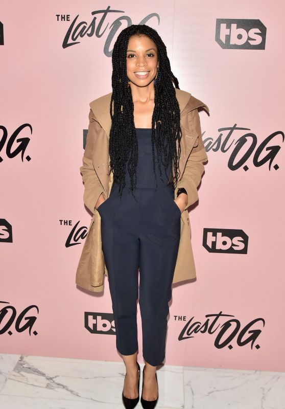 "Susan Kelechi Watson - ""The Last O.G."" TV Show Premiere in NY"