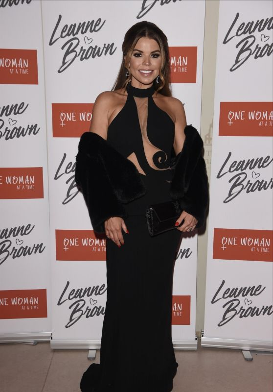 Tanya Bardsley – The Leanne Brown Empowerment Ball in Gorton