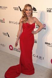 Tara Lipinski – Elton John AIDS Foundation's Oscar 2018 Viewing Party in West Hollywood