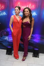 Taylor Louderman and Ashley Park – Broadway Revival Angels In America Opening in NY