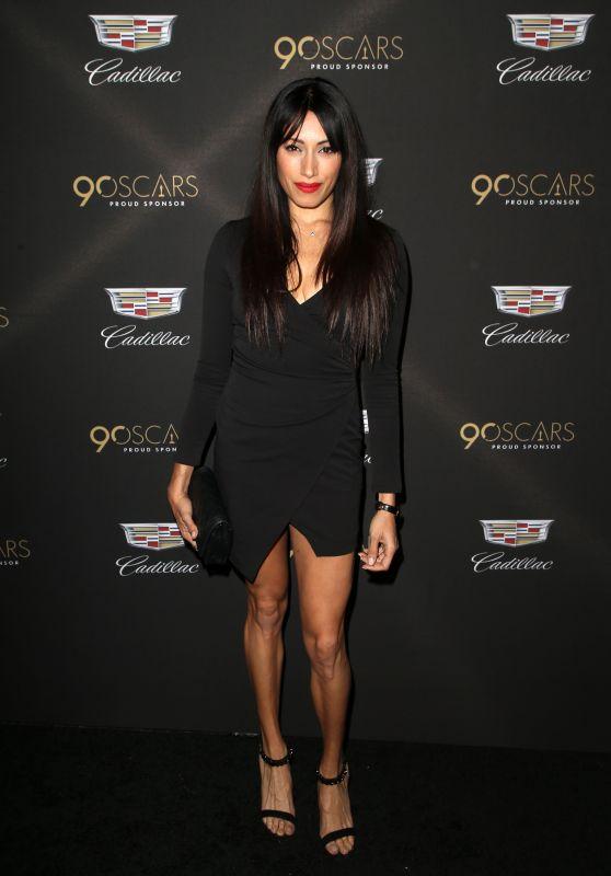Tehmina Sunny - Cadillac Oscar Celebration in LA