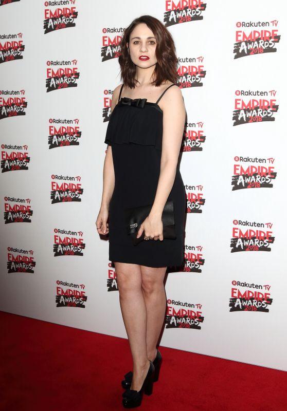 Tuppence Middleton – 2018 Empire Film Awards in London