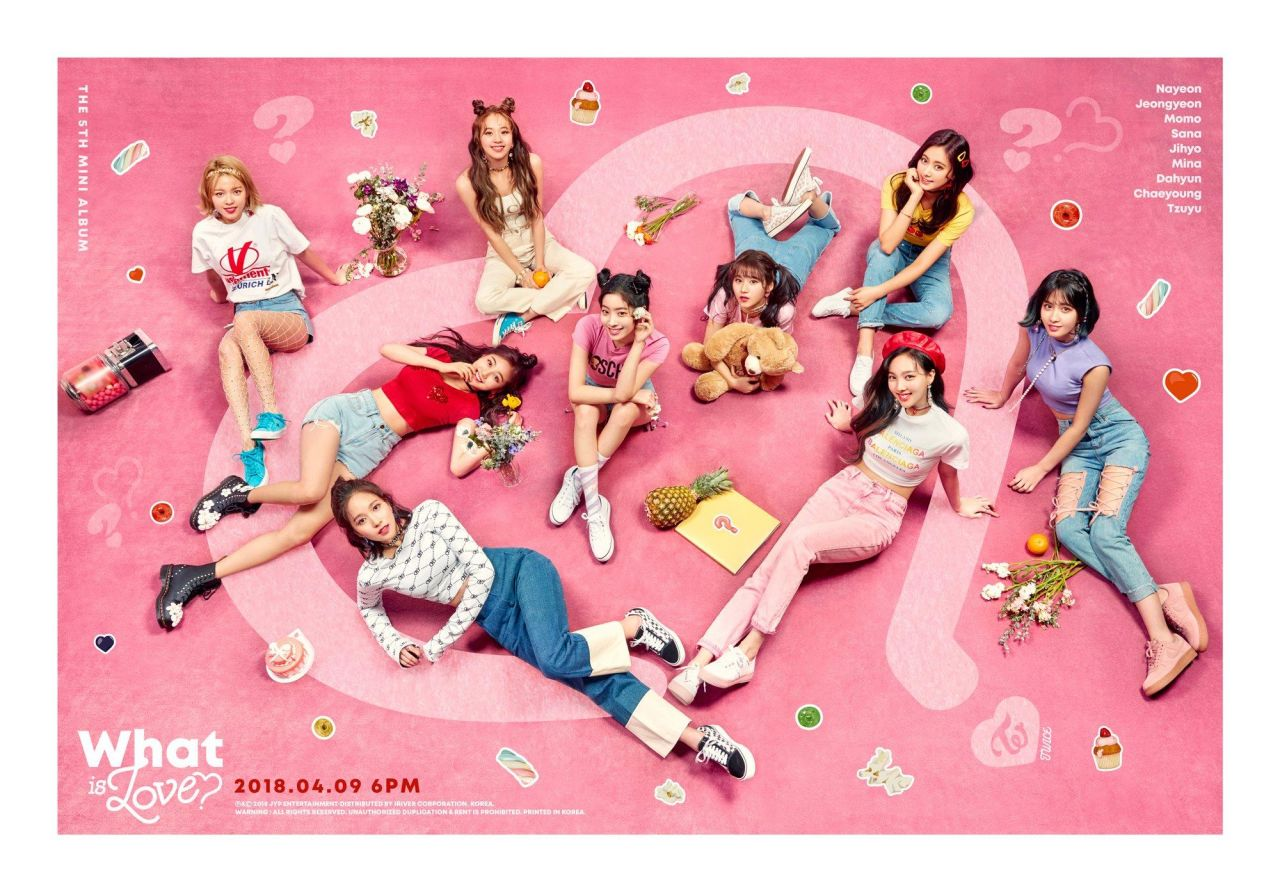 Twice 5th Mini Album Quot What Is Love Quot Photos