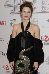 Valentina Cervi – 40 Years of the Italian Association of Costume Designers and Decorators Party in Rome