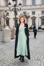 Valeria Golino – 2018 David di Donatello Awards in Rome