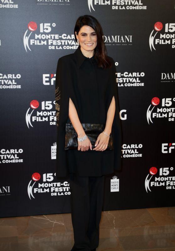 """Valeria Solarino - """"Finding Steve McQueen"""" Premiere at Monte-Carlo Film Festival"""