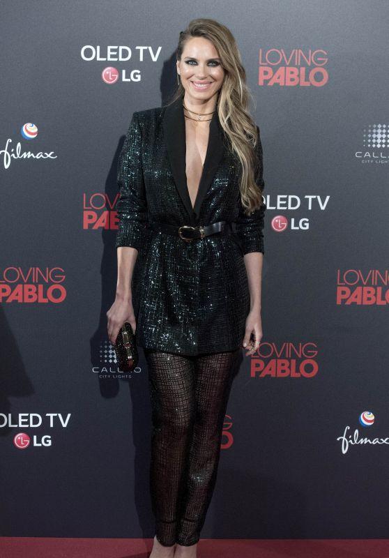 "Vanesa Romero – ""Loving Pablo"" Premiere in Madrid"